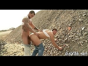 Homosexual missionary sex