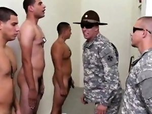Gay porn movietures anal fucking Yes Drill Sergeant!