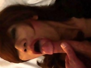 Hot Ladyboy Gets Huge Cumshot (Hotel Copenhagen)